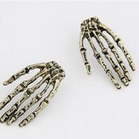 Skeleton Hands Earrings / Anting Tengkorak/ Anting Gothic