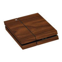 9Skin - Premium Skin Protector Case Playstation 4 PS4 PS3 3M Wooden