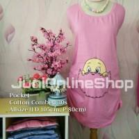 harga Baju Hamil Unik Kaos Baby Pocket Pink Maternity T Shirt Tokopedia.com