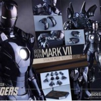 Hot Toys Iron Man Mark 7 Stealth Version