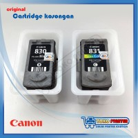 Cartridge Kosongan PG-830 & CL-831