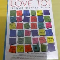 Album Campuran Lagu-Lagu Lawas LOVE 101 isi 6 Disc