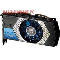 Vga Card HIS Radeon HD 7850 IceQ X Turbo Edition 1GB DDR5 256-Bit