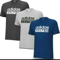 t-shirt/kaos sport/kaos adidas/kaos adidas golf