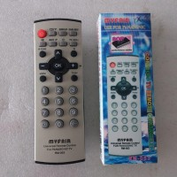 Remot remote TV Tabung Biasa utk Panasonic Tanpa program