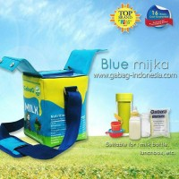 gabag blue mijka/tas asi gabag/gabag cooler bag