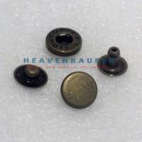 Aksesoris - Kancing Jepret/Tekan/Snap Button ATG Bakar