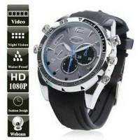 Spycam / Spy cam jam tangan full HD 1080, night vision 8Gb