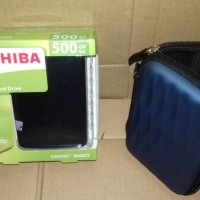 Jual paket produck hardisk thosiba canvio basic 500 gb Murah