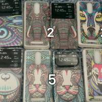 flip cover luxo xiaomi redmi note 3/pro || casing | backcase