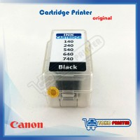 Ink Tank Cartridge Canon Black Model 40, 830, 88, 740