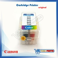Ink Tank Cartridge Canon Color Model 41, 831, 98, 741