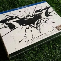 Blu ray The Dark Knight Trilogy: Ultimate Collector's Edition Blu-Ray