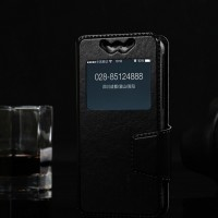 "VIVO V3 Max V3Max universal leather case wimdows 5.5"""