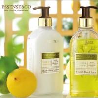 Essence&Co. Lemon & Verbena Liquid Hand Soap