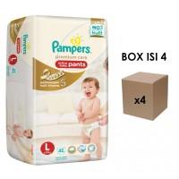 harga Pampers Popok Premium Care Active Baby Pants - L 42 - Karton Isi 4 Tokopedia.com