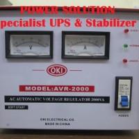 harga Stabilizer Oki 2000Va Tokopedia.com