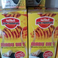 Madu DIET Ath Thoifah / Madu Pelangsing || Diet Sehat Alami