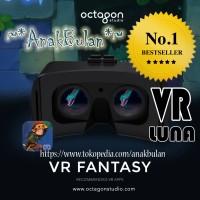 Jual VR LUNA .google cardboard  OCTAGON STUDIO ,  virtual reality Murah