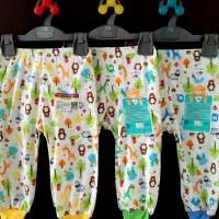 Libby Celana Panjang Pampers Buka Kaki Zebra SML - Baju Bayi