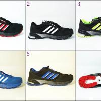 Sepatu Cowok Adidas Marathon TR 10 Import Vietnam #932