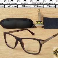harga kacamata minus / frame minus / frame emporio armani / emporio armani Tokopedia.com