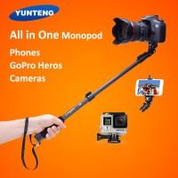 Tongsis Monopod Yunteng Holder U Professional Selfie Stick Go Pro Orig