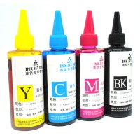 Ink Refill Bottle for Canon Dell HP Printer Ink Cartridges 100ml