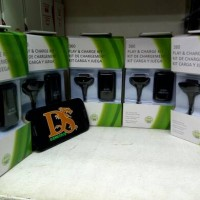 Batre / Battery Play & Charge Kit Stik Xbox 360 4800mah