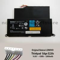Baterai Ori Lenovo Thinkpad Edge E220s 42t4932 42t4933 42t4935 42t4976