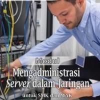 MODUL ADM SERVER DLM JARINGAN/SMK-buku erlangga