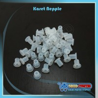 Karet Nepple ( neple, l knee, l-knee, infus, printer, cartridge )