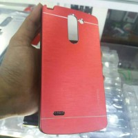 Hardcase back case LG G3 Stylus Motomo Merah