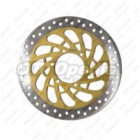 harga Piringan Rem Cakram - Disc Brake PSM C003 Scorpio 30 cm Gold Tokopedia.com