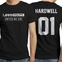 Kaos Iam Hardwell United We Are 2 sisi Hardwell 01 ( Edm Dwp Dj Rave )