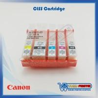 Ciss Canon PGI820 & CLI821 / IP3680