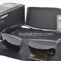 Kacamata Sunglass Porsche Design Lentur PD5234 Hitam