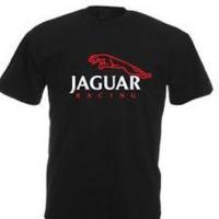 tshirt/pakaian/switer/distro/hoodie/baju/kaos pria jaguar hitam