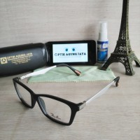 (Frame+Lensa) Frame Kacamata R4*ba* kotak| kacamata murah