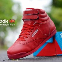 Sepatu Kets Sneakers Wanita Reebok Wedges - FREE 1PASANG KAOS KAKI #3