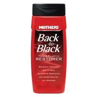 Mothers Plastic And Trim Restorer Back To Black- 12 Oz.