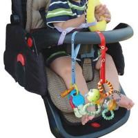 baby stroller strap tali gantungan botol boneka toy bottle mainan bayi