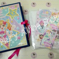 Aikatsu Stars Official Binder Starry Dream