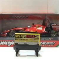 F1 Schuderia Ferrari - SKALA 1:18 - BBURAGO (DIECAST-MINIATUR)