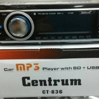 Tape Mobil / Head Unit Centrum Ct-836 / Ct - 836 Usb Dan Sd