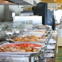 Voucher Dinner Buffet Baiyoke Sky Floor 76 Dewasa