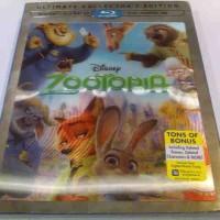 Blu-ray Zootopia (3D)