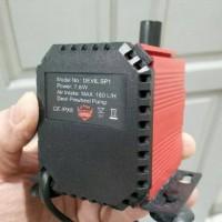 Red devil sp1 needle wheel pump replavement