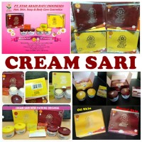 Cream Krim Kream Wajah SARI Moisturizer Whitening Untuk Ke 4 In 1