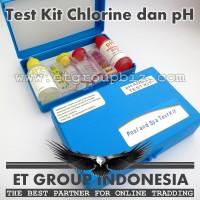 Test Kit Klorin dan pH merk YUHO
